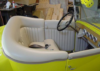 Roadster Visions Upholstery The Best on the Island Bitchin Stitchin Roadster Hand Crafted, Custom Designed Interiors